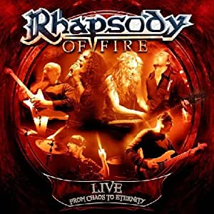 Live - From Chaos To Eternity (Digipak)