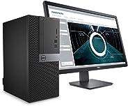 Dell Optiplex 7050 MT Desktop PC, Core i7-7700 16GB RAM 1TB HDD Win 10 with Media. Dell 18.5inch Monitor