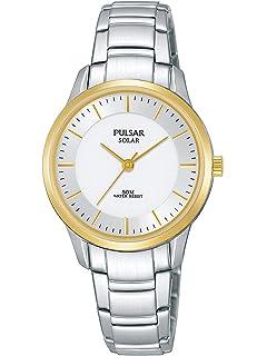 Montre Femme Pulsar PY5035X1: : Montres