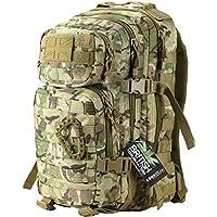 Kombat UK Small Molle Assault Pack 28 Litre - BTP Camouflage