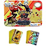 Wish Key Trading Card Game With Metal Box For Kids