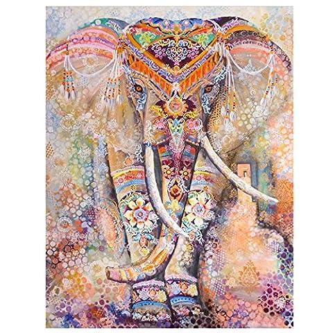 Tapisserie Murale Mandala Indien Tapis Yoga Style Bohème pour Plage