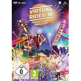 Virtual Rides III ► Der Fahrgeschäft Simulator