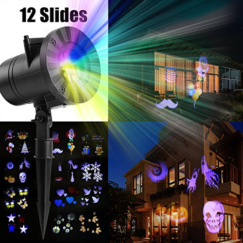 Christmas Party LED Light Projec...