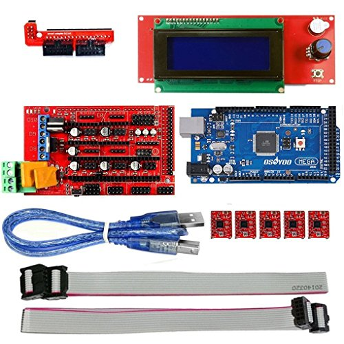 Office Electronics Smart 12864 Full Graphic Parts Lcd Controller Smart Panel With Card Slot 3d Printer Accessories Replacement Led Backlight Professional Perfect In Workmanship