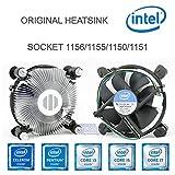 Dissipateur thermique CPU Intel original Socket 1151115011551156pour i7i5i3Pentium Celeron Stock Bulk package