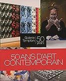 50 Années d'Art Contemporain, Galerie Daniel Templon 50 Years...