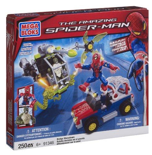 Mega Bloks 91346 Spiderman Batalla en el Puente