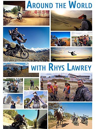 Around the World with Rhys Lawrey