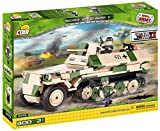 COBI Small Army WW2 - 2472 - Véhicule Blindé SD.KFZ. 251/10 AUSF. C