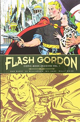 Flash Gordon. Comic-book archives: 1