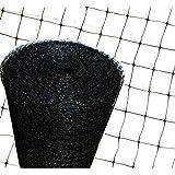 Red de Soporte para Aislamiento Térmico - 50m largo x 2x, (100m2) - Acolchado lana mineral soporte fibra de vídrio
