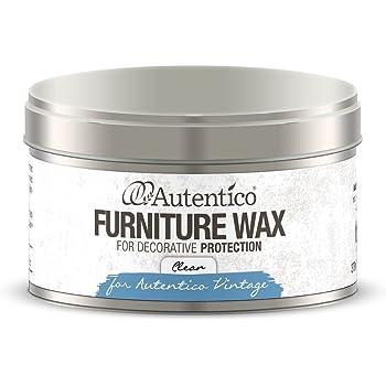 Autentico Clear Furniture Wax - 500ml