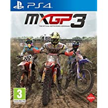 MXGP 3 - The Official Motocross Videogame (PS4) (New)