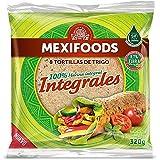 Mexifoods Tortilla Integral 100% Mexifoods 320 g