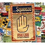 Five Live: On Tour In America
