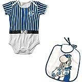 FC Schalke 04 Baby Body, Babylätzchen 2er Set