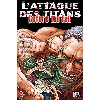 L'Attaque des Titans - Before the Fall T02