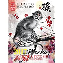 Fortune & Feng Shui 2017 MONKEY (English Edition)