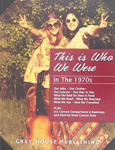 This Is Who We Were: In the 1970s: Print Purchase Includes 5 Years Free Online Access by Laura Mars (2016-03-01)