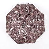 PANGUN Automatische Winddicht Faltschirm Männer Frauen 8 Rippen Regenschirme Travel Lightweight Regen Gear-3