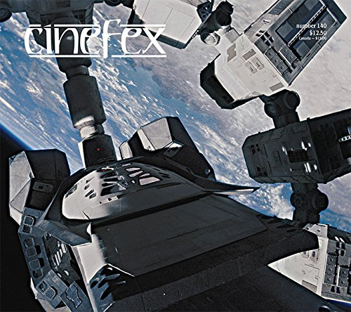Cinefex Magazine 140: Interstellar/Hobbit/Exodus/Zero Theorem