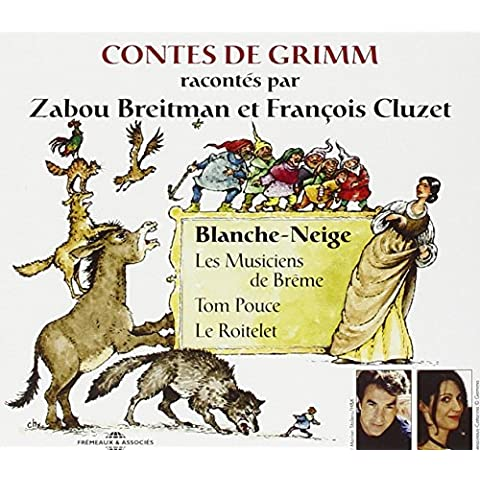 Grimm's Stories:Blanche-Neige