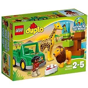 LEGO Duplo Town 10802 - Savana
