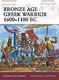 Bronze Age Greek Warrior 1600-1100 BC