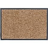 Fussmatte Diamant 03 Sand | 90x150 cm
