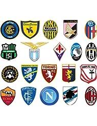 Pack 20 Calcio Italian league autocollants