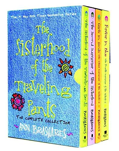 Portada del libro [(Sisterhood of the Traveling Pants)] [By (author) Ann Brashares] published on (April, 2008)