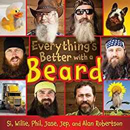 Everythings Better With A Beard English Edition Ebook Si