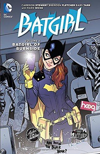 Batgirl TP Vol 01 The Batgirl Of Burnside (N52)