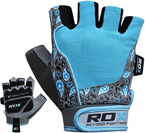 RDX-Womens-Weight-Lifting-Gym-Gloves-Crossfit-Training-Ladies-Bodybuilding-Fitness-Exercise
