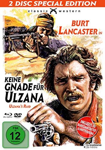 Keine Gnade für Ulzana  (+ DVD) [Blu-ray] [Special Edition]