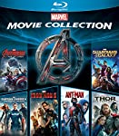 Includes all 6 movies from Phase 2 of Marvel Cinematic Universe: • Marvel's Iron Man 3  • Marvel's Thor: The Dark World  • Marvel's Captain America: The Winter Soldier  • Marvel's Guardians of the Galaxy  • Marvel's Avengers: Age of Ultron  • Marvel'...