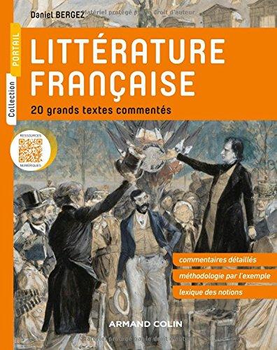 Littrature franaise - 20 grands textes comments