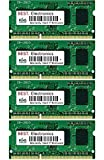 BEST Electronics 16GB Kit (4X 4GB) Arbeitsspeicher für Apple iMac Core i3 3.2 27-inch (Mid-2010) (MC510D/A) Desktop