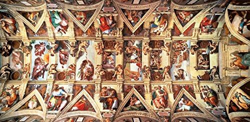 Educa 16065 18000 Cappella Sistina