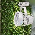Pflanzenwachstumslicht LED wachsen Lichter neueste Vollspektrum wachsen Lichter wachsen Lichter hocheffiziente Beleuchtung für wachsende Gemüse, Blumen und Hydroponische Wasserpflanzen von LWF - Du und dein Garten