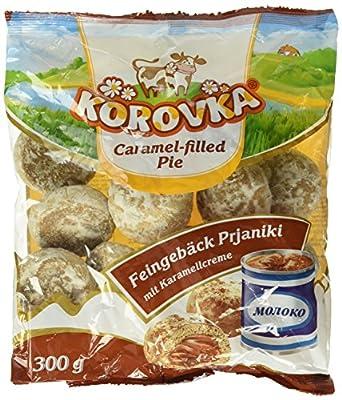 "Korovka ""Gebäck"" mit leckeren Karamellcreme 10er Pack"