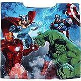Poncho infantil de Los Vengadores de Marvel, color azul de BestTrend