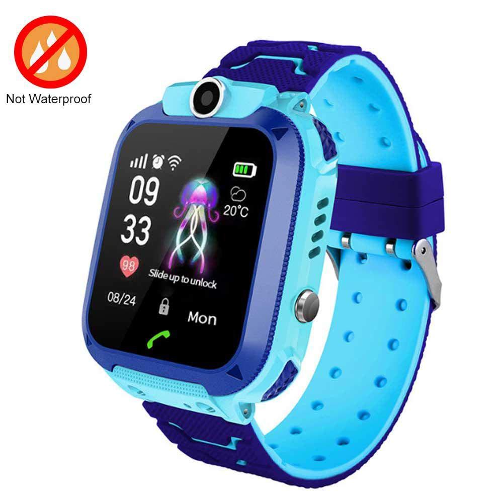 FOONEE Reloj GPS Tracker para niños, Reloj Inteligente Teléfono para niños de 3 a 12 años Niños pequeños Niños Niñas, 1… 1