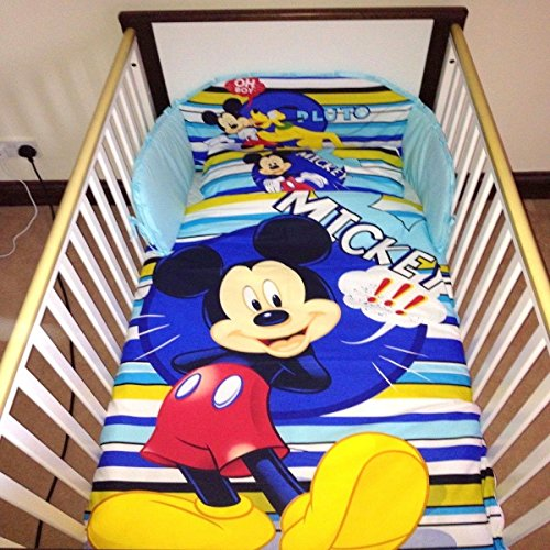linge de lit bebe mickey empereur blog. Black Bedroom Furniture Sets. Home Design Ideas