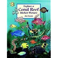 Explore a Coral Reef Sticker Picture