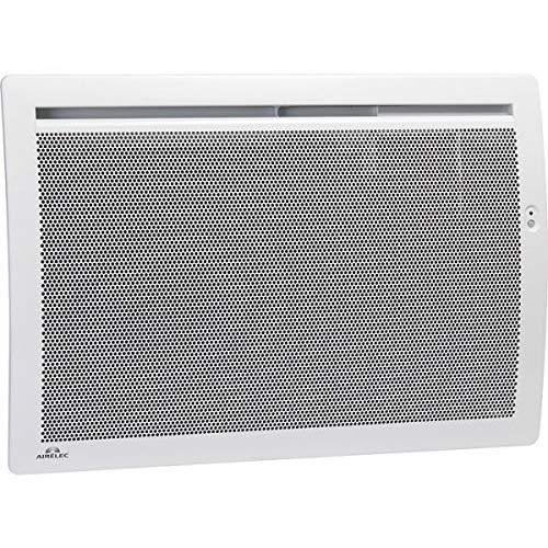 Radiateur aixance smart ecocontrol - horizontal 1000w - airelec