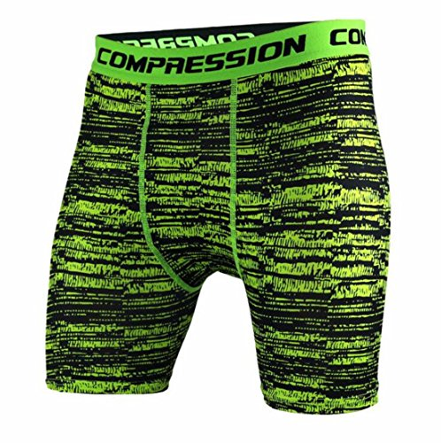 Men's Army Military Fitness Gym Running Compression Shorts . as pic 2