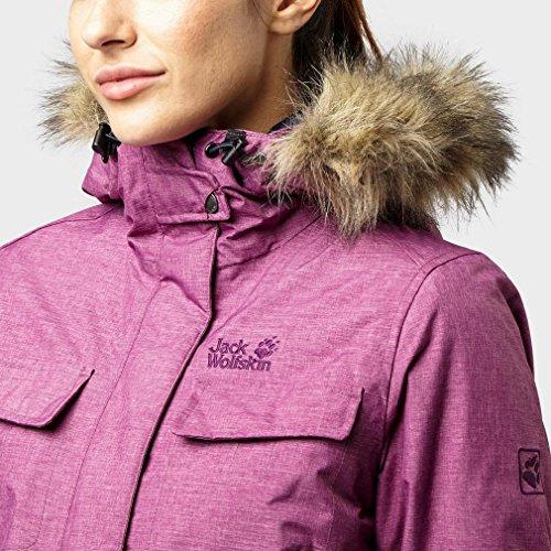 61T2BCskdjL. SS500  - Jack Wolfskin Women's Cypress Mountain Jacket