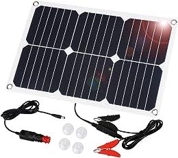 suaoki tragbar 25W 40W 60W Solar Panel Handy Ladegerät